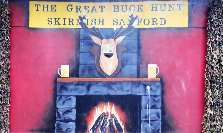 Skirmish Samford Paintball Brisbane bucks party photo booth